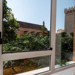Отель Quart Towers Flat Испания, Валенсия - отзывы, цены и фото номеров - забронировать отель Quart Towers Flat онлайн балкон
