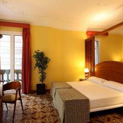 Отель Nouvel Барселона комната для гостей фото 2