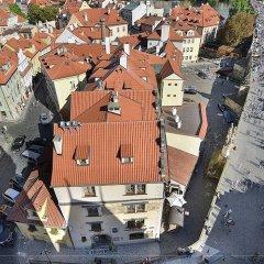 Hotel U Tri Pstrosu Прага фото 8