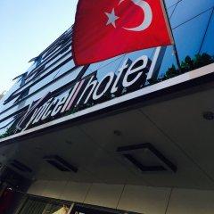 Yucel Hotel Турция, Усак - отзывы, цены и фото номеров - забронировать отель Yucel Hotel онлайн парковка