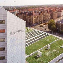 Отель Quality Hotel Konserthuset Швеция, Мальме - отзывы, цены и фото номеров - забронировать отель Quality Hotel Konserthuset онлайн