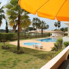 Апартаменты Apartment With 2 Bedrooms in Albufeira, With Pool Access, Enclosed Gar балкон