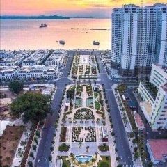 Ha Long Trendy Hotel пляж фото 2
