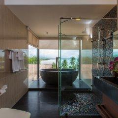 Отель Aqua Villa A.1 by Natthita ванная фото 2