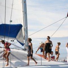 Отель Tahiti Sail and Dive фитнесс-зал