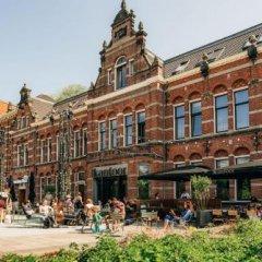Отель Conscious Hotel Westerpark Нидерланды, Амстердам - отзывы, цены и фото номеров - забронировать отель Conscious Hotel Westerpark онлайн городской автобус