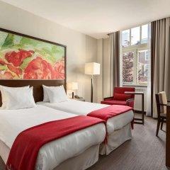 Отель Nh Amsterdam Schiller Амстердам комната для гостей фото 3