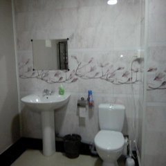 Hotel Rica ванная