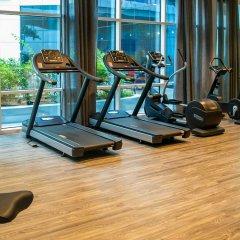 Отель ibis Al Barsha фитнесс-зал фото 2