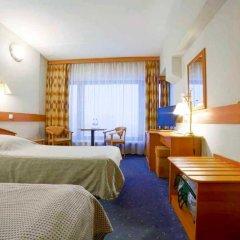 Гостиница Спутник комната для гостей фото 4