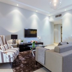 Отель Nasma Luxury Stays - Frond D Palm Jumeirah комната для гостей фото 3