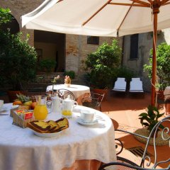 Отель LAntico Pozzo Италия, Сан-Джиминьяно - отзывы, цены и фото номеров - забронировать отель LAntico Pozzo онлайн питание фото 3