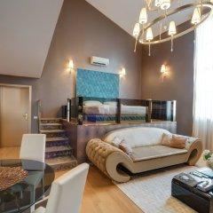 Отель Penthouse Suite Rome Италия, Рим - отзывы, цены и фото номеров - забронировать отель Penthouse Suite Rome онлайн комната для гостей фото 3