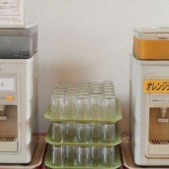 Отель Miyuki Hamabaru Resort Центр Окинавы банкомат