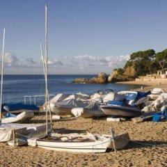 Отель Bonsol Испания, Льорет-де-Мар - отзывы, цены и фото номеров - забронировать отель Bonsol онлайн пляж фото 2