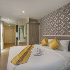 Отель Splendid Sea View Resort пляж Ката комната для гостей фото 2