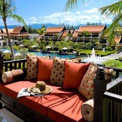 Отель JW Marriott Khao Lak Resort and Spa балкон