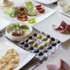 Elika Cave Suites Турция, Ургуп - отзывы, цены и фото номеров - забронировать отель Elika Cave Suites онлайн питание фото 2