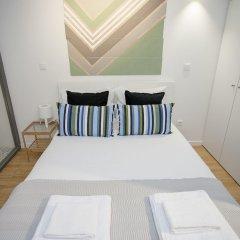Апартаменты Liiiving in Porto Downtown Terrace Apartment комната для гостей фото 4