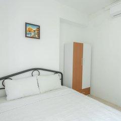 Апартаменты Beach Front Oceanous Apartment Нячанг комната для гостей