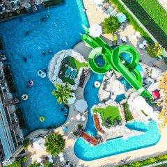 Отель Ananta Burin Resort Таиланд, Ао Нанг - 1 отзыв об отеле, цены и фото номеров - забронировать отель Ananta Burin Resort онлайн бассейн фото 3