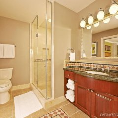 Отель Hilton Grand Vacations on the Las Vegas Strip ванная фото 2