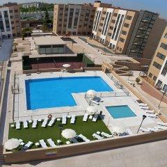 Отель Compostela Suites балкон