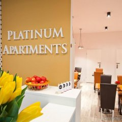 Апартаменты Platinum Palace Apartments Познань спа