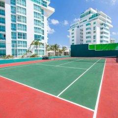 Отель Oleo Cancun Playa All Inclusive Boutique Resort Канкун спортивное сооружение