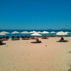 Отель An Bang Sunset Village Homestay пляж