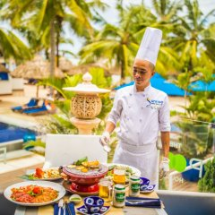 Отель Sunrise Premium Resort Hoi An бассейн фото 3