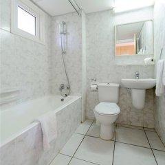 Отель Paramount Aparthotel Кипр, Протарас - отзывы, цены и фото номеров - забронировать отель Paramount Aparthotel онлайн ванная
