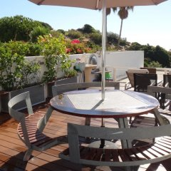 Апартаменты Apartment With 2 Bedrooms in Albufeira, With Wonderful sea View, Pool балкон