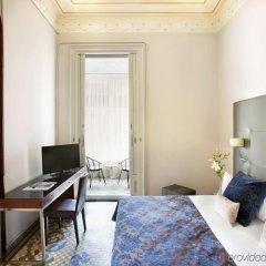 H10 Catalunya Plaza Boutique Hotel Барселона комната для гостей фото 4
