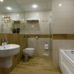 Гостиница Aura CityHotel в Перми 1 отзыв об отеле, цены и фото номеров - забронировать гостиницу Aura CityHotel онлайн Пермь ванная фото 2
