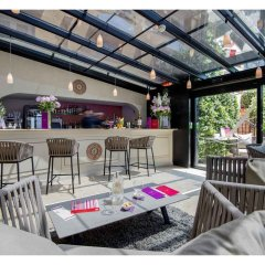 Hotel La Pérouse Nice Baie des Anges гостиничный бар