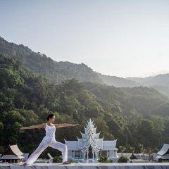 Отель Intercontinental Phuket Resort Таиланд, Камала Бич - отзывы, цены и фото номеров - забронировать отель Intercontinental Phuket Resort онлайн приотельная территория