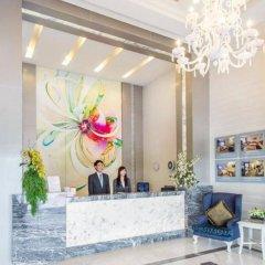Отель Pratunam City Inn Таиланд, Бангкок - отзывы, цены и фото номеров - забронировать отель Pratunam City Inn онлайн интерьер отеля фото 3