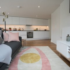 Апартаменты Moonside - Stunning Angel Apartments Лондон фото 31