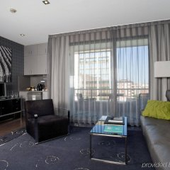 Отель Ac Victoria Suites By Marriott Барселона комната для гостей