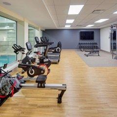 Travelodge Hotel Toronto Airport фитнесс-зал