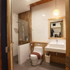 Отель Lanta Casa Blanca Ланта ванная