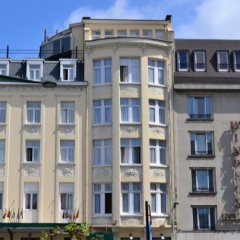 Hotel A La Grande Cloche вид на фасад фото 2