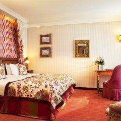 Отель Hôtel Au Manoir St-Germain des Prés комната для гостей фото 3