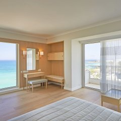 Отель Sunrise Beach Hotel Кипр, Протарас - 5 отзывов об отеле, цены и фото номеров - забронировать отель Sunrise Beach Hotel онлайн комната для гостей фото 5