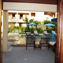 Отель Baan Yuree Resort and Spa балкон