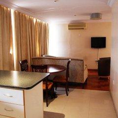 Отель Owu Crown Hotel Ibadan Нигерия, Ибадан - отзывы, цены и фото номеров - забронировать отель Owu Crown Hotel Ibadan онлайн удобства в номере