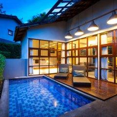 Отель Baan Talay Pool Villa Таиланд, Самуи - отзывы, цены и фото номеров - забронировать отель Baan Talay Pool Villa онлайн бассейн