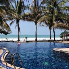 Отель Noble House Beach Resort бассейн фото 2