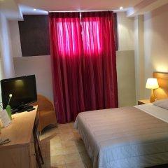 Отель Athina Palace Греция, Ферми - отзывы, цены и фото номеров - забронировать отель Athina Palace онлайн комната для гостей фото 5